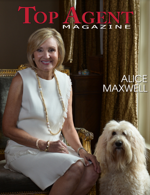 Top Agent Magazine - Alice Maxwell